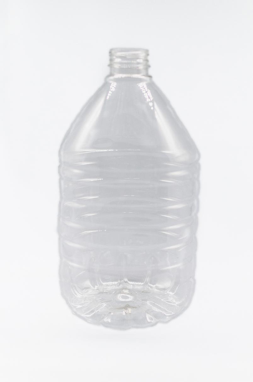 Garrafas para água mineral de 5 e 6 litros e para vinho de 4,7 litros